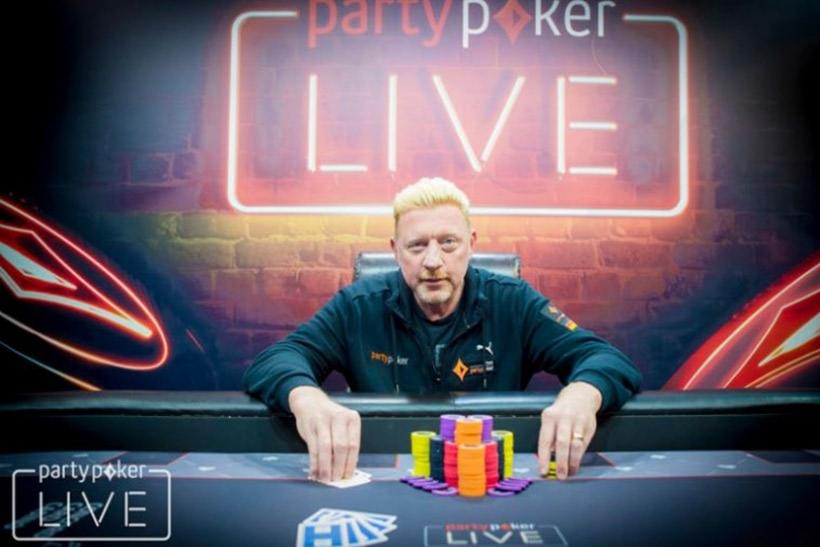 История покерной карьеры Бориса Беккера